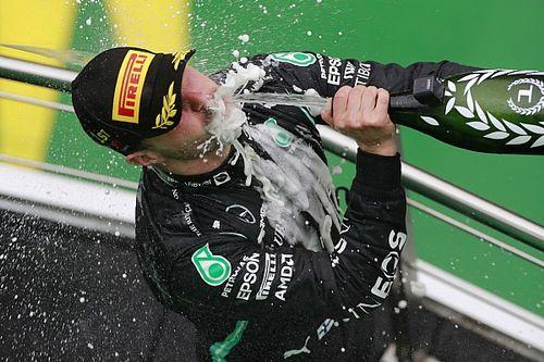Course - Bottas tranquille devant Verstappen, Hamilton limite la casse