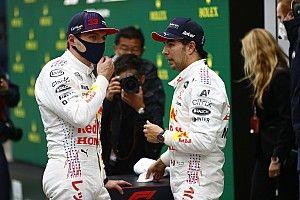 "Perez: ""2021 sezonunun en iyisi Verstappen"""