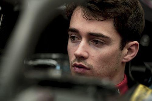 Charles Leclerc ya tiene su asiento en Ferrari
