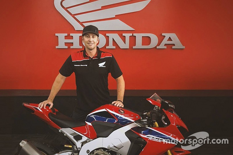 TT 2019: David Johnson con Honda Racing accanto al confermato Ian Hutchinson