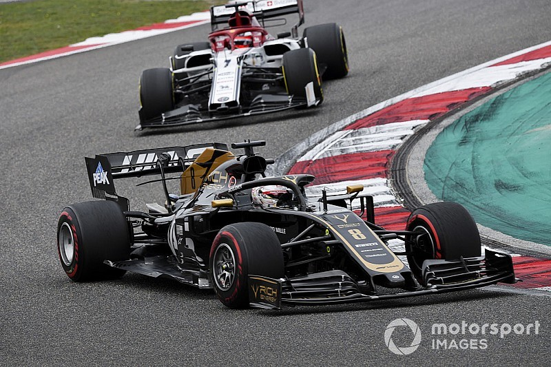 Haas, Alfa won't run upgraded Ferrari engine in Spain