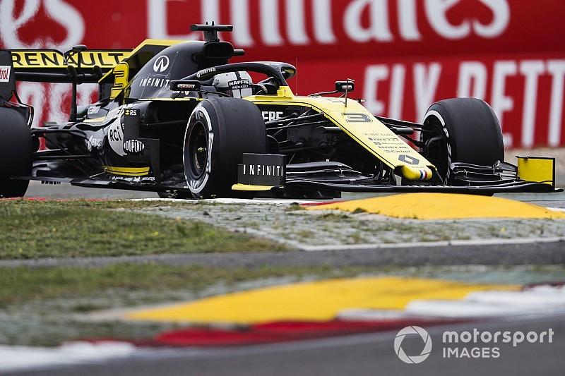 Ricciardo, feliz tras sus primeros puntos con Renault