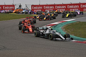 La F1 considera un GP de China de dos días en noviembre