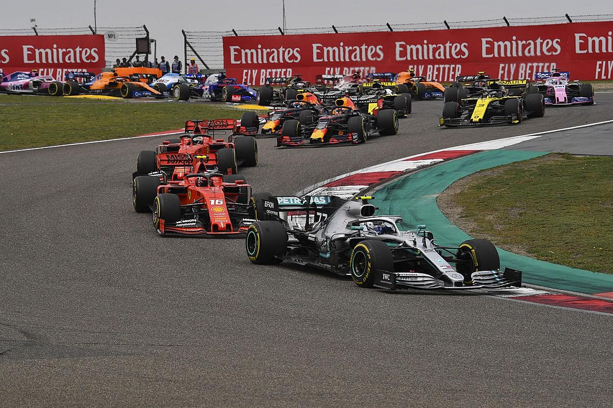 Dwudniowe Grand Prix Chin?