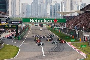 Coronavirus: vers un report du Grand Prix de Chine