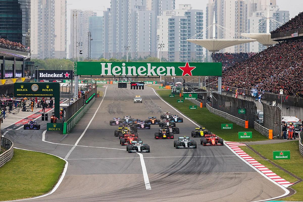 Coronavirus: la FIA monitora la situazione. salta il GP di Cina?