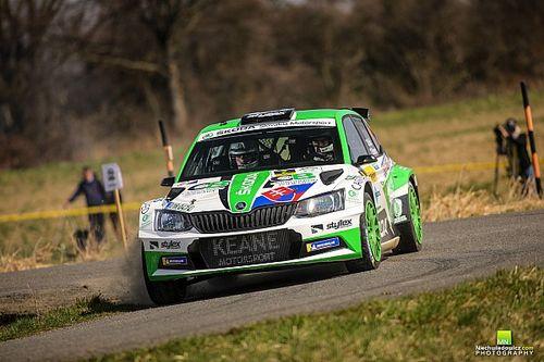Martin Koci Kembali Balapan di Junior WRC Musim Depan