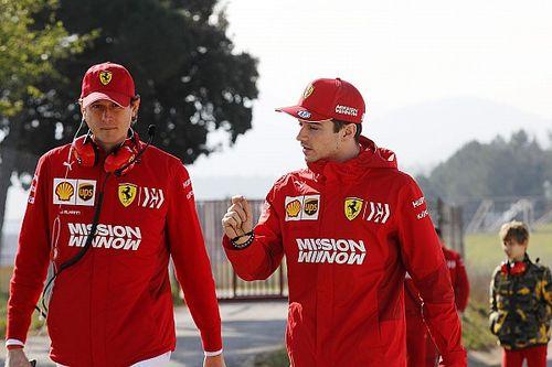 """Ferrari president hails Leclerc for """"best gift"""" Monza win"""