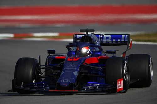 """Kvyat: Toro Rosso """"güçlü"""" testin ardından yeni sezona hazır"""