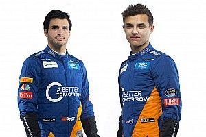A McLaren versenyzői szerelése: totálisan más
