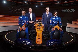 McLaren inicia una nueva etapa y presenta el MCL34
