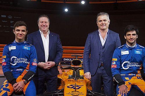 McLaren bela kemitraan dengan perusahaan rokok