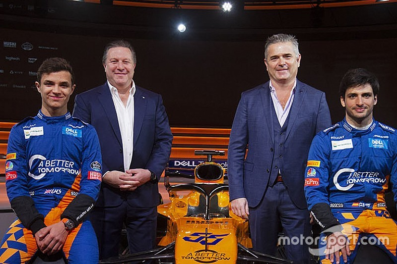 McLaren defends BAT sponsorship deal