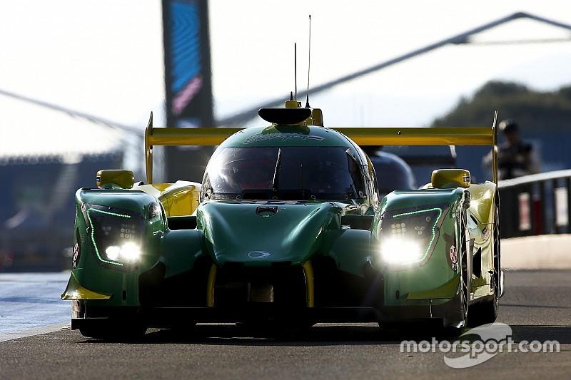 Moore w składzie na Le Mans