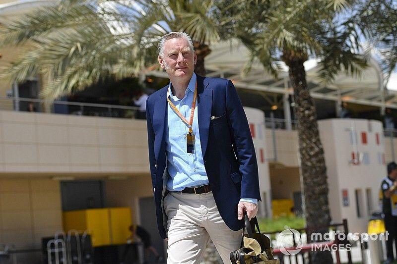 La F1 confirma la salida de su director comercial