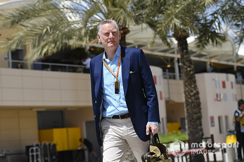 F1 announces exit of commercial boss Bratches