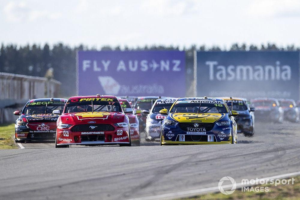 Tasmania secures Supercars future with new $7 million deal