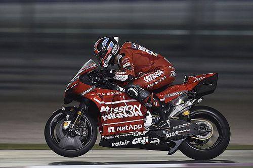"""Petrucci: """"Si quiero seguir en Ducati, siempre tengo que estar delante"""""""