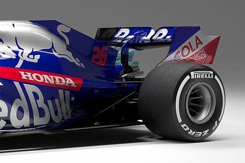 Videón is megcsodálható a 2019-es Toro Rosso-Honda: az új F1-es szörnyeteg