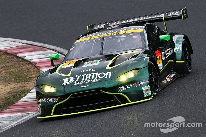 How Aston Martin is aiming for glory on its Super GT return