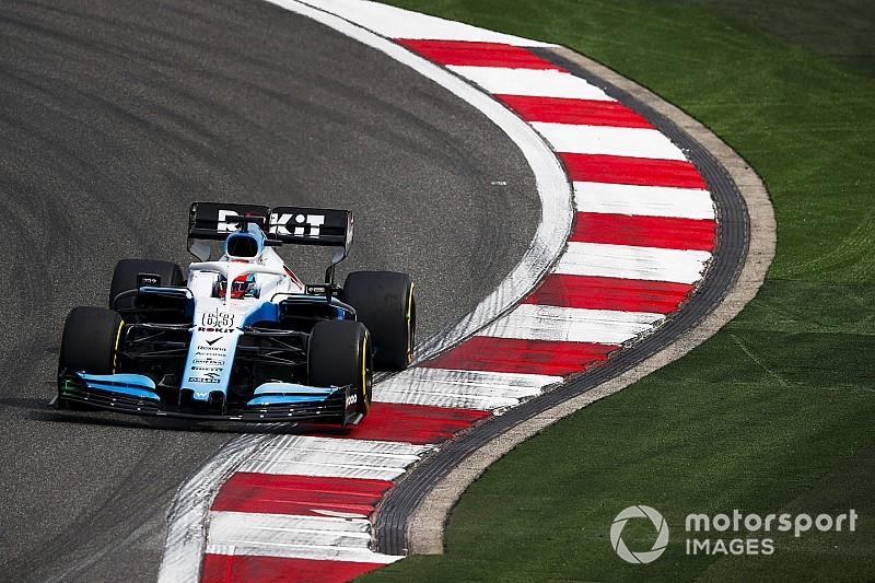 The one shining light from Williams's current pain
