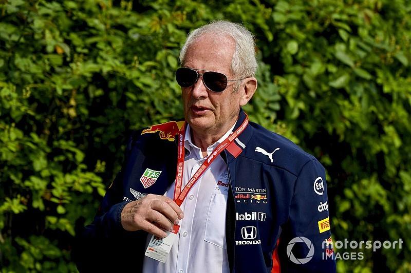 «Red Bull и близко не доминировала так, как Mercedes». Марко недоволен разницей в отношении к командам