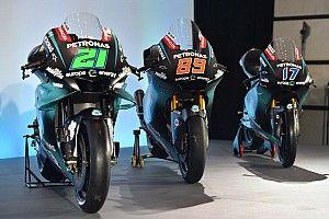 Fotogallery: ecco la nuova livrea delle Yamaha M1 del team Petronas SRT di MotoGP