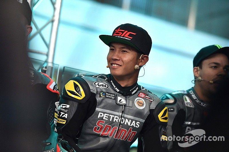 Une place en MotoGP en jeu pour Pawi