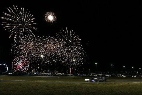 Lluvia, emoción y triunfo: las históricas 24 Horas de Daytona 2019, en fotos