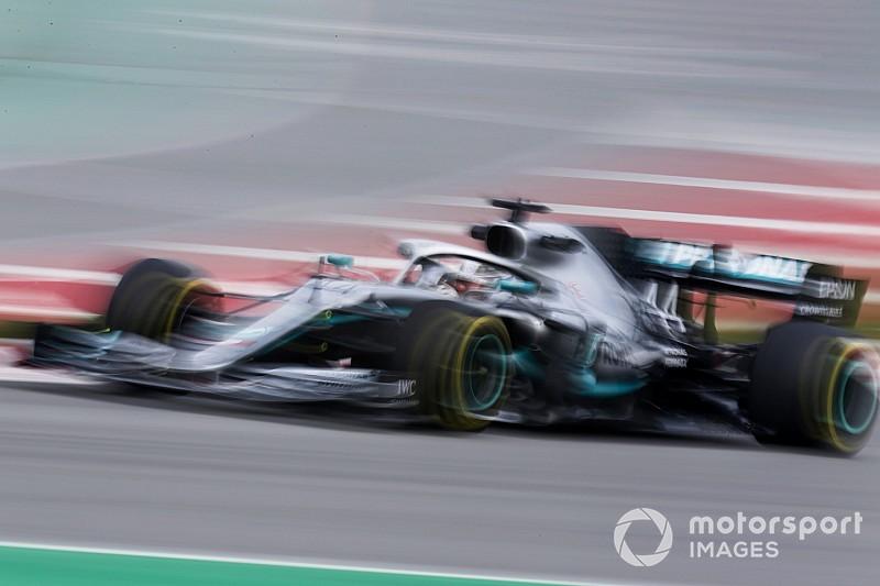 Mercedes houdt ontwikkeling aero-concept Ferrari in de smiezen