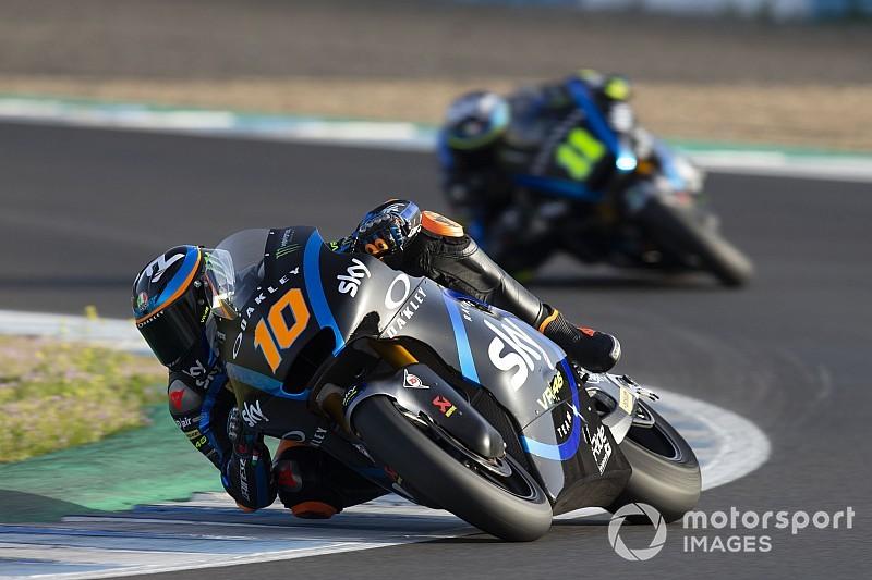Fotogallery: la Moto2 riaccende i motori con i test collettivi di Jerez