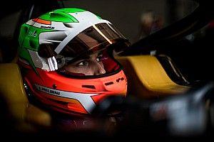 Test F3, Barcellona, Giorno 1: Leonardo Pulcini svetta prima del diluvio