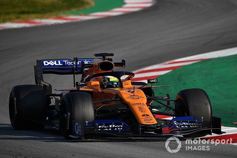 Norris abre la segunda semana al frente y Mercedes sufre un tropiezo