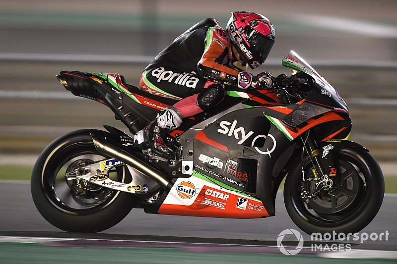 "Aprilia wants to fight for podium in ""most races"" in 2020"