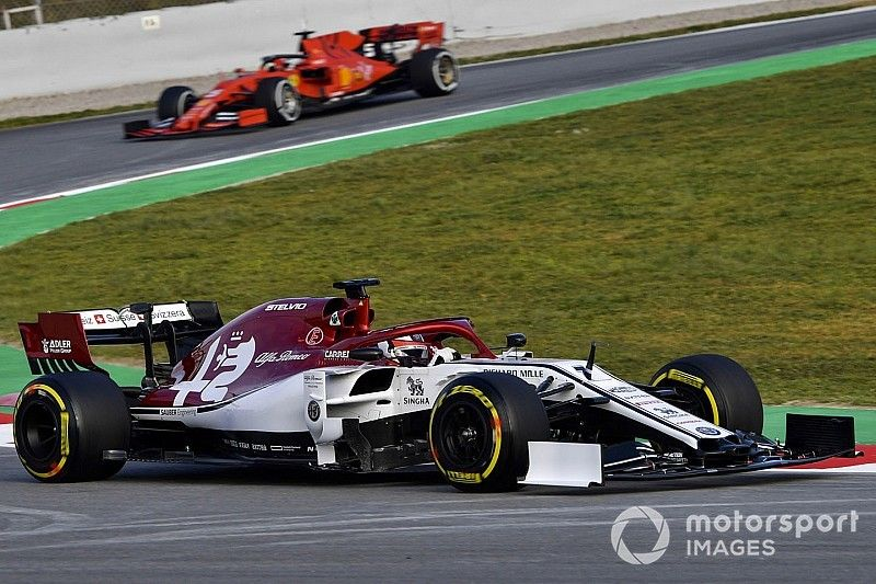 Alfa Romeo firma a veterano ingeniero de Ferrari como jefe de aerodinámica