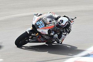 Moto2, Austin, Libere 2: Schrotter sempre al top, Marini è quarto