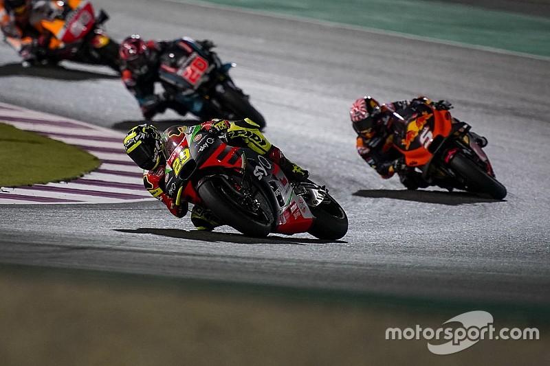 """Iannone: """"La RS-GP è stata veloce in Argentina con Aleix, speriamo lo sia anche quest'anno"""""""