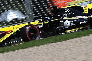 """Ricciardo, afectado por un """"extraño"""" problema con el cinturón"""