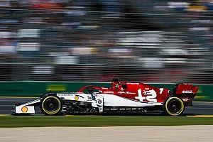 """Raikkonen in Top 10 con l'Alfa Romeo: """"Ma potevo fare meglio nel giro della Q3 """""""