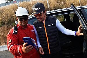 Çifte dünya şampiyonu Alonso, Motorsport Games'e yatırım yapıyor