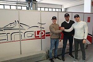 LP Racing debutta nel Campionato Italiano GT 2019 con una Lamborghini