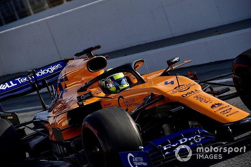 """Norris dice que McLaren está en una """"mejor posición de inicio"""" que en años anteriores"""