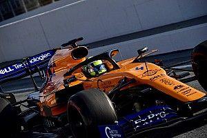 Norris: McLaren começa temporada melhor que nos últimos anos