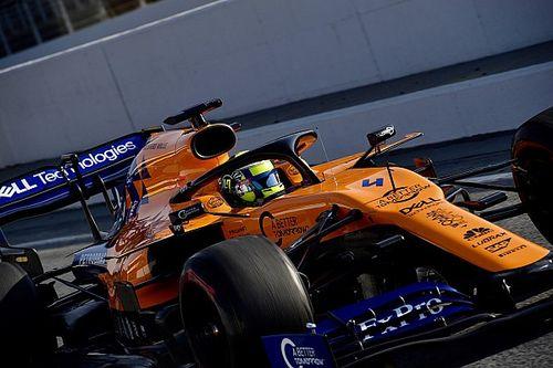 """McLaren, en """"mejor posición de inicio"""" que en los últimos años"""