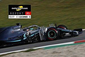 Motorsport Report: Piola spiega tutte le modifiche aerodinamiche della Mercedes W10