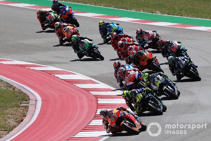 MotoGP overweegt twee races per weekend vanwege corona