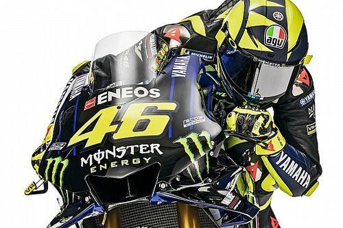 【ギャラリー】モンスターエナジー・ヤマハ2019年仕様MotoGPマシンカラーリング、全アングル