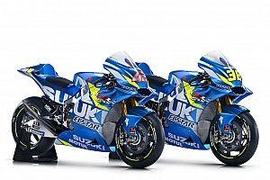 Suzuki, 2019 MotoGP motosikletini tanıttı!