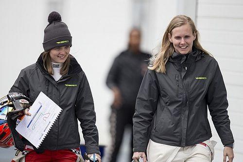 """Visser wil Nederlandse eer hooghouden in W Series: """"Titel is het ultieme doel"""""""