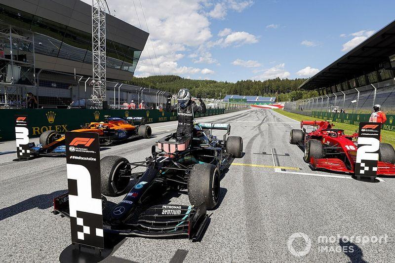 Estado del campeonato de F1 al inicio de la temporada